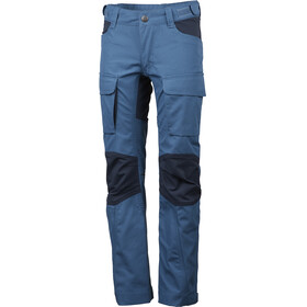 Lundhags Authentic II Pants Junior azure/deep blue
